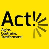 Act. Agire Costruire Trasformare!